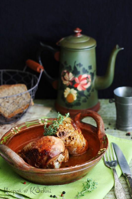 golonka z indyka, fotograf kulinarny śląsk