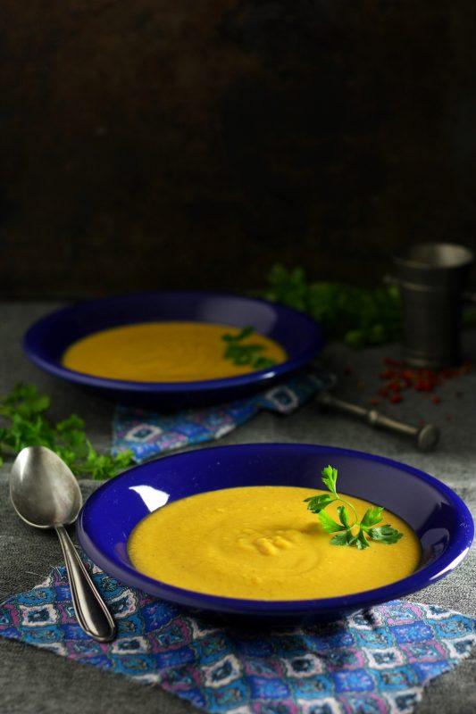 zupa z soczewicy czerwonej