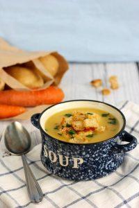 Zupa krem jarzynowa