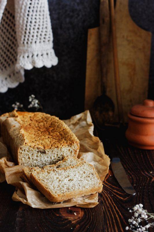 Chleb bezglutenowy jasny najlepszy