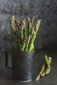 fotografia kulinarna śląsk szparagi