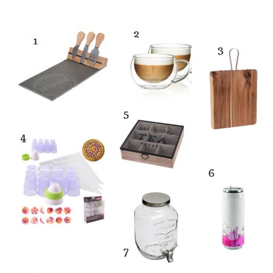 Pomysły na prezent dla kobiet kuchnia