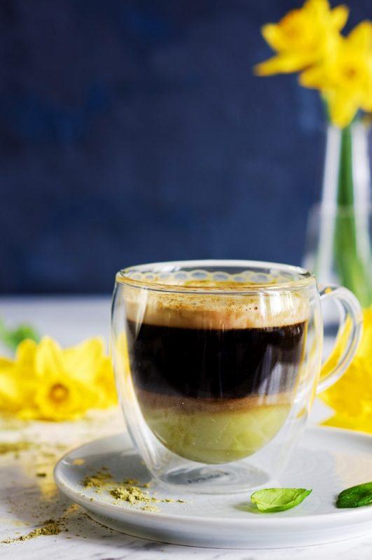 kawa inka latte matcha