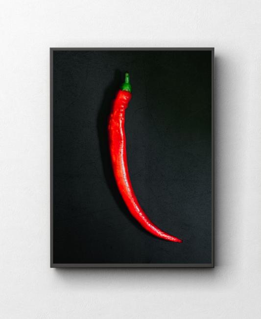 Fotografia Fine Art plakaty do kuchni chili