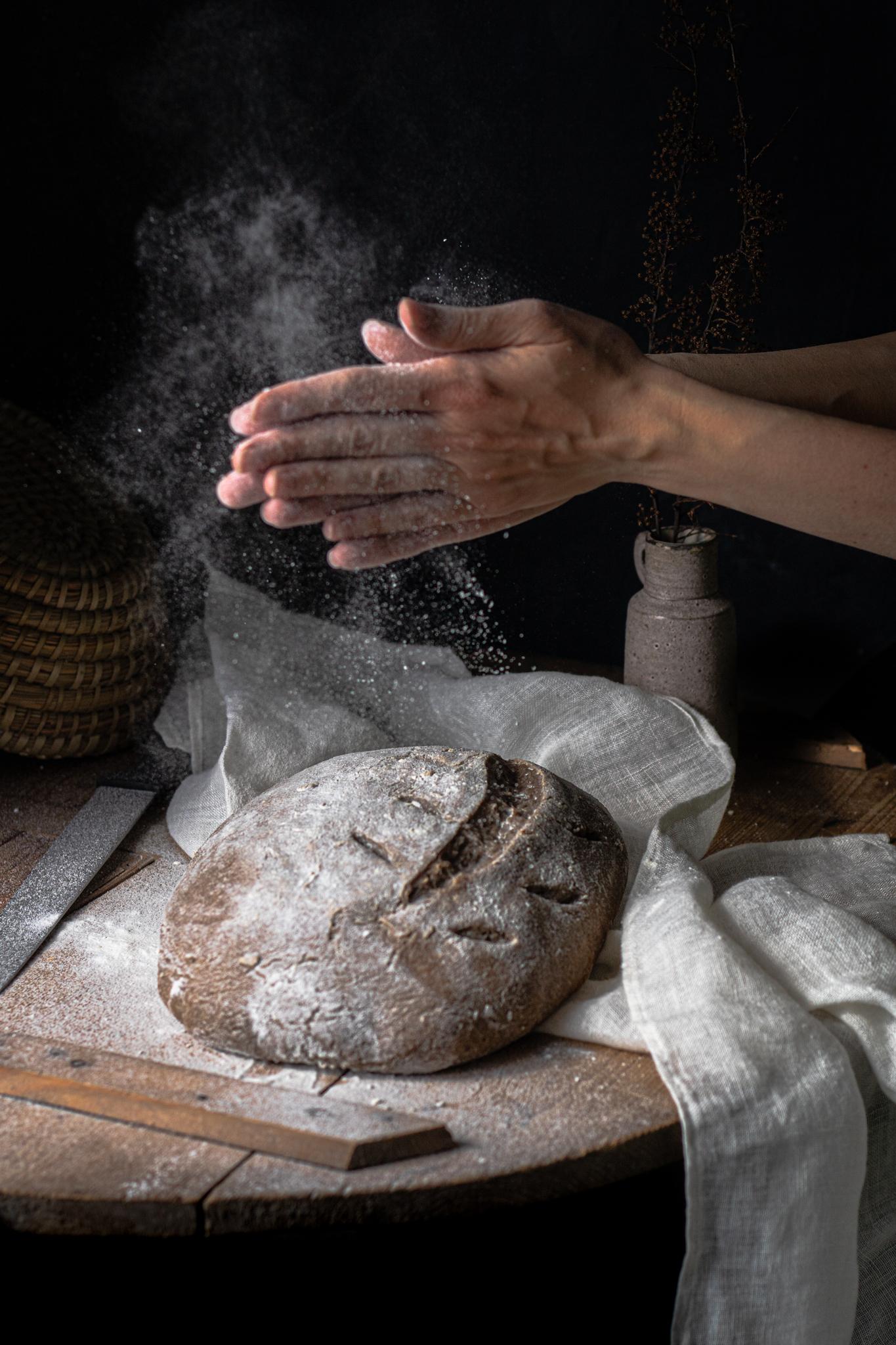 Chleb bezglutenowy na zakwasie