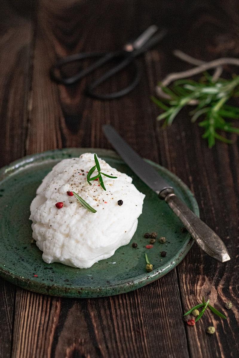 Wegański ser z jogurtu Labneh