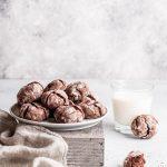 Bezglutenowe ciasteczka czekoladowe